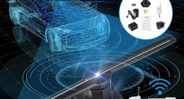 Giải mã công nghệ Hologram trong nghệ thuật và event